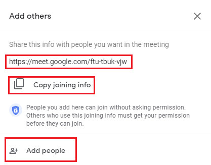 How to use google meet in marathi